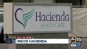 ABC15 gets first inside look at Hacienda Healthcare [Video]