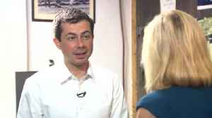 Web Extra: One On One With Mayor Pete Buttigieg [Video]