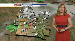 Audra's Weekend Forecast [Video]