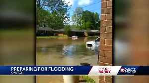 Canton city leaders bracing for rain fall from Tropical Storm Barry [Video]
