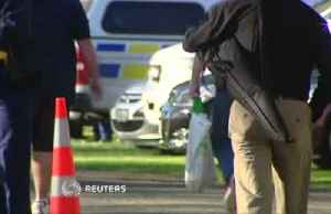 News video: New Zealand's first gun buy-back event a