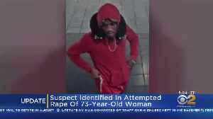 Suspect Identified In Attempted Rape Of 73-Year-Old Woman [Video]