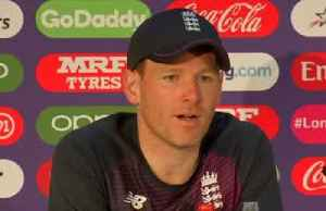 News video: England captain Morgan not daring to dream of lifting World Cup