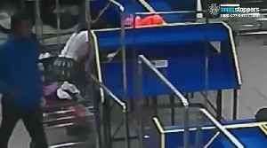 Web Extra: Police Release Video Of Suspect In Shooting That Injured 76-Year-Old Woman [Video]