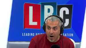 Maajid Nawaz Takes On Caller Who Compares Ambassador Leaks To Publishing Nuclear Secrets [Video]