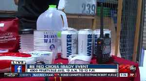 Are you Red Cross ready for the next natural disaster [Video]