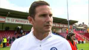 Lampard: I want competition for places [Video]