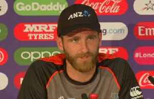 News video: England favourites but anything possible, warns Williamson
