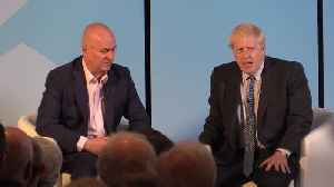 Boris Johnson: Media organisations should not be blamed for leaking diplomatic cables [Video]