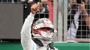 News video: Missed It By That Much: Hamilton Pipped At Pole At British Grand Prix