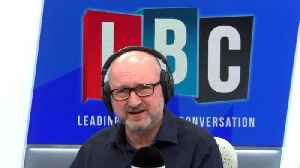 Clive Bull Turns American Caller's Argument On Its Head In Row Over US-UK Relations [Video]