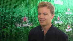 Nico Rosberg: Hamilton remains the big favourite to win the British Grand Prix [Video]