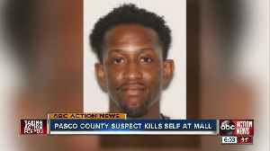 Man wanted for murder in Pasco County dead by suicide [Video]