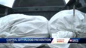 Jackson residents prepare for threat of flooding [Video]