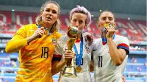 Women's Deodorant Brand To Donate $529,000 To US Women's National Soccer Team [Video]