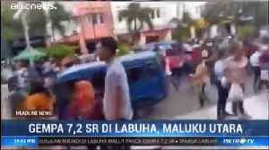 Indonesia hit by 7.3 magnitude earthquake [Video]