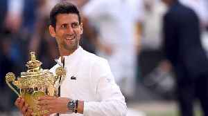 News video: Novak Djokovic Defeats Roger Federer in Epic Five-Set Match for Fifth Wimbledon Title