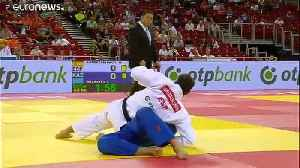 Explosive judo on final day of Budapest Grand Prix as Japan top medals [Video]
