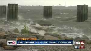 Southwest Florida volunteers help during Tropical Storm Barry [Video]