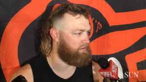 Orioles pitcher Andrew Cashner on his trade to the Boston Red Sox [Video]