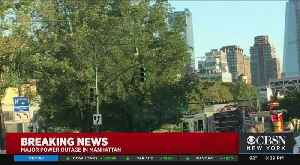 BREAKING: Large Power Outage In Manhattan [Video]