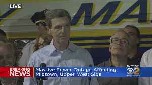 Officials Give Update On Manhattan Power Outage [Video]