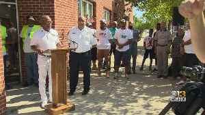 New Baltimore City Police Lounge Hopes To Build Relationships With Community [Video]