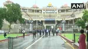 News video: Indian delegation at Wagah border for bilateral meet with Pak over Kartarpur