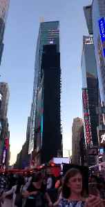 Power outage in Manhattan turns Times Square billboards dark [Video]