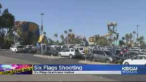 Man Shot After Argument In Parking Lot Of East Bay Water Park [Video]