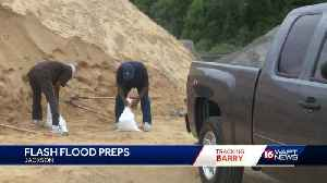 Hinds County residents prepare for Barry [Video]