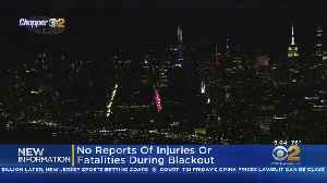 Con Edison Investigating Cause Of Massive NYC Blackout [Video]