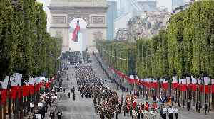 Bastille Day: What are the July 14 celebrations all about? [Video]
