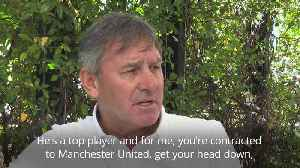 News video: Bryan Robson: Pogba should ignore rumours and concentrate on Man United