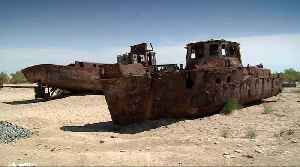 Aral Sea: Uzbekistan and UN to attempt revival of dried-up lake