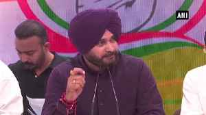 Navjot Singh Sidhu resigns as Punjab cabinet minister [Video]