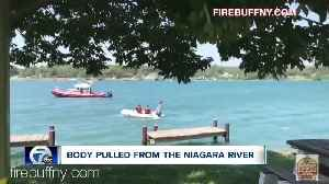 Erie County Sheriff's Office: body recovered from Niagara River [Video]