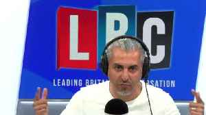Maajid Nawaz Tells The Labour Party It May Be Too Late For It To Overcome Anti-Semitism [Video]