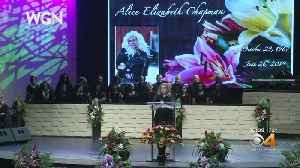 Beth Chapman Remembered In Celebration Of Life [Video]