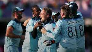 England's route to Cricket World Cup glory [Video]