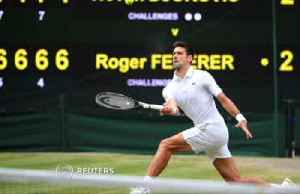 Djokovic beats Federer in record Wimbledon final [Video]