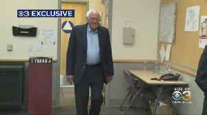 Exclusive: Bernie Sanders Talks Intense Battle Over Hahnemann University Hospital's Pending Closure [Video]