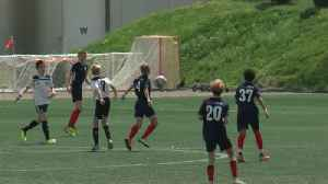 Blaine's Target USA Soccer Cup Taking Precautions In The Weekend Heat [Video]