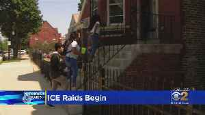 Chicago Communities Prepare For Possible ICE Raids [Video]