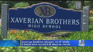 Xaverian Brothers Release Names Of Members Accused Of Abuse [Video]