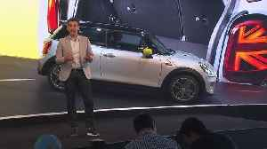 World Premiere of the new MINI Electric - Bernd Körber, Senior Vice President MINI [Video]