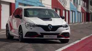 2019 New Renault MÉGANE R.S. TROPHY-R RECORD Design [Video]