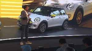 World Premiere of the new MINI Electric - Oliver Heilmer, Vice President MINI Design [Video]