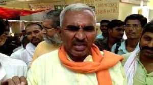 Bjp MLA Stirs Controversy, Says 'muslims Have 50 Wives, 1050 Kids' [Video]