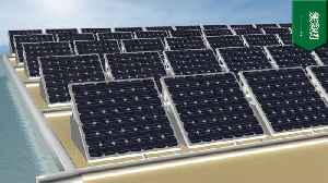Solar panel device uses waste heat to purify water [Video]